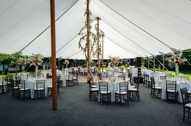 Abels quality sail cloth tents are perfect for any wedding in Ohio and Michigan. We & Sailcloth Wedding tent Archives - AAble Rents