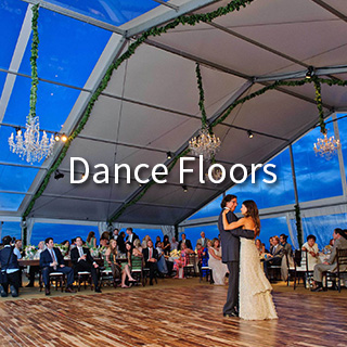 aable rents has dance floor rentals in cleveland.  We have reclaimed acacia wood dance floors, hardwood dance floors, parquet snap lock dance floors for weddings and more