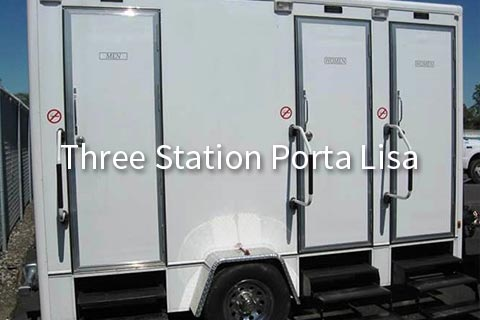 Portable Restroom Trailer Rental AAble Rents - Bathroom trailer rentals