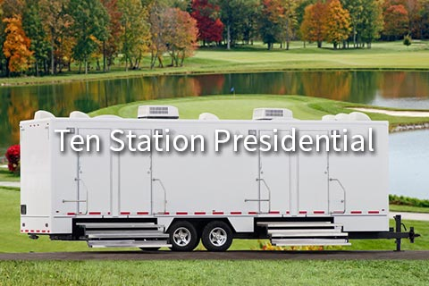 Portable restroom trailer rental aable rents for Portable bathroom trailers