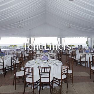 able rentals provides tent liners in cleveland ohio.  AAble Rents provides tent liner sub-rentals in Cleveland, Columbus, Akron, Canton, Youngstown and the surrounding areas!