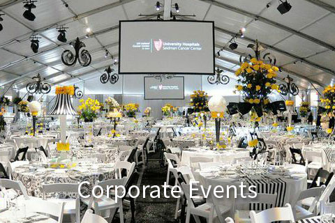 Wedding Rentals Tent Rental Cleveland AAble Rents