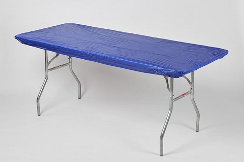 abel rents sells kwik covers to fit any long table rental in cleveland ohio
