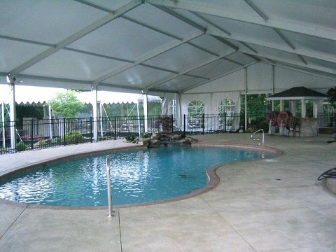 Aable rents provides residential tent services for all of ohio