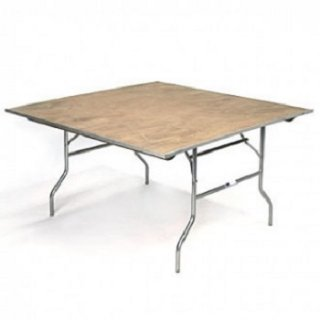 54″ Square Table