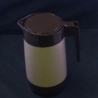 Brown Coffee Pourer