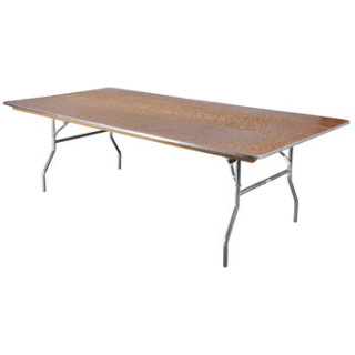 4' x 8' Rectangle Table