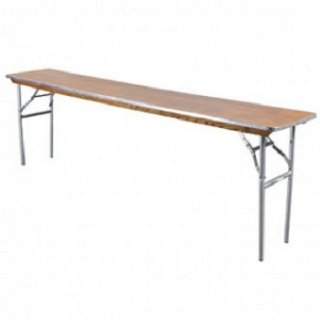 "18""X8' Formica Top Classroom/Conference Table"