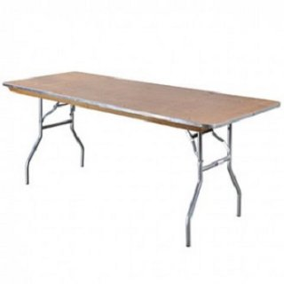 4' Banquet Table