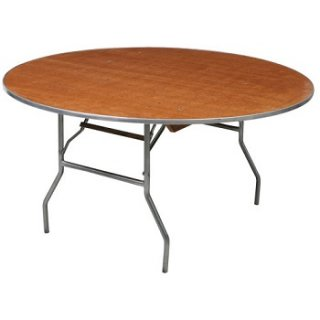 72″ Round Table