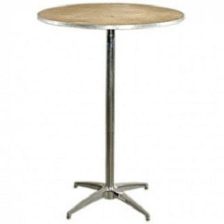 36″ Pedestal Table
