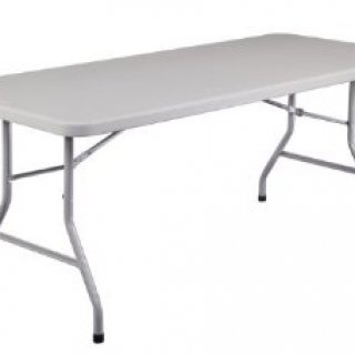 6' Plastic Table